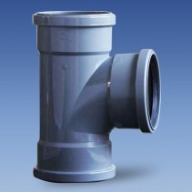 uPVC Rubber Ring / Push Fit Pipe and Fittings